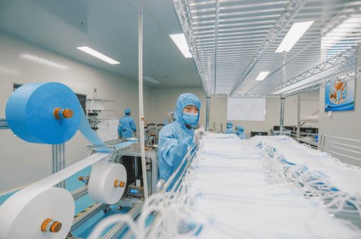 non-woven pp medical surgical face mask making raw material wholesale 01 bg_02