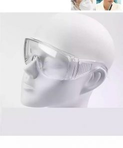 anti-impact anti-virus chemical splash safety goggles protection hospital lab glasses eye protection for medical use 01-05