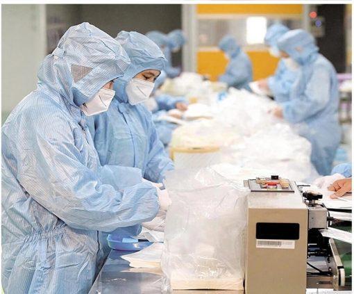 wholesale factory manufacturer kn95 ffp2 pm25 earloop filter shield medical surgical n95 face mask 001 background_10