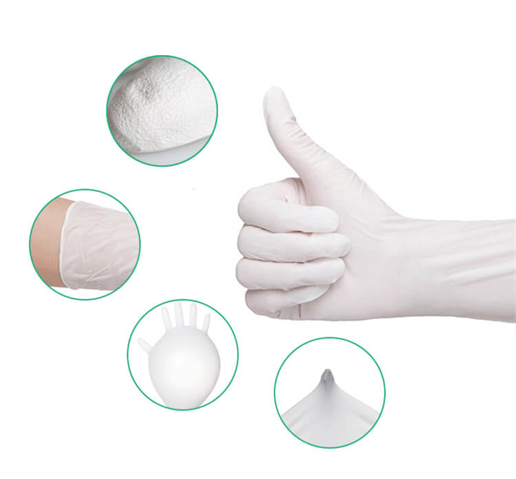 wholesale manufacturer protection examination safety hand surgical prices disposable nitrile gloves 01-05